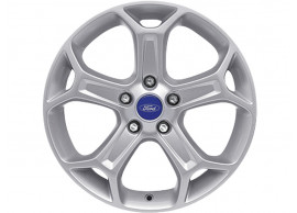 ford-alloy-wheel-17-inch-5-spoke-y-design-silver 1482518