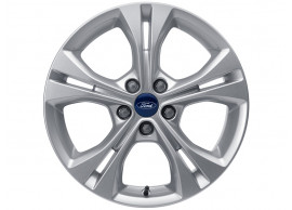 ford-alloy-wheel-17-inch-5-x-2-spoke-design-sparkle-silver 1710925