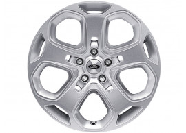 ford-alloy-wheel-18-inch-5-spoke-y-design-silver 1482525