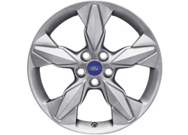 ford-alloy-wheel-18-inch-5-spoke-design-mystique-silver 1624416
