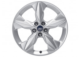 ford-alloy-wheel-18-inch-5-spoke-design-silver 1774978