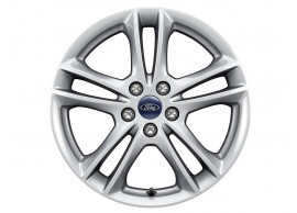 ford-alloy-wheel-17-inch-5-x-2-spoke-design-silver 1880378