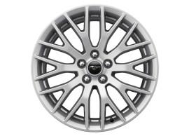 ford-mustang-alloy-wheel-19-inch-rear-10-spoke-y-design-luster-nickel 5330489