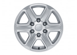 ford-ranger-11-2011-alloy-wheel-17-inch-6-spoke-design-silver 1737242