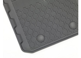 ford-ranger-11-2011-floor-mats-rubber-front-rear-black-for-double-cab 5238395