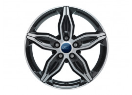 ford-tourneo-connect-transit-connect-10-2013-alloy-wheel-17-inch-5-spoke-design-black-machined 1919143