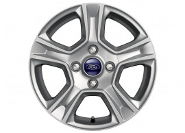 ford-tourneo-courier-transit-courier-03-2014-alloy-wheel-15-inch-5-spokes-design-silver 1845957