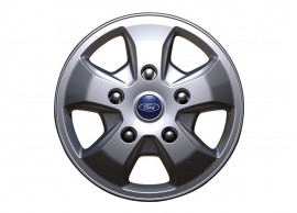 ford-tourneo-custom-transit-custom-08-2012-alloy-wheel-16-inch-5-spoke-design-sparkle-silver 1886435