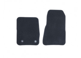 Custom Velour Van Mats to fit Ford Ranger Double Cab 2006-2011