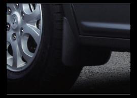 084604H000 Hyundai H1 (2008 - 2015) mud flaps front