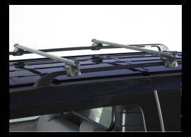 E82004H000 Hyundai H1 (2008 - 2015) roof rack, black