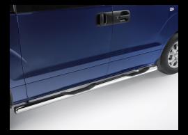 E86204H100 Hyundai H1 (2008 - 2015) side bars with steps