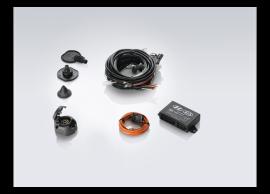 E91904H007GA Hyundai H1 (2015 - ..) tow bar wiring kit, 7-pole