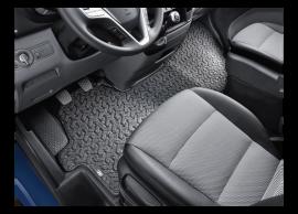 59141ADE01 Hyundai H350 floor mat, standard (Carpet)