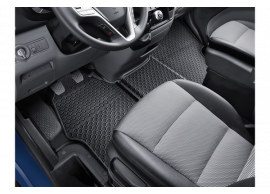 59131ADE00 Hyundai H350 floor mats, all weather, LHD