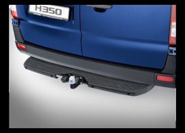 59285ADE50 Hyundai H350 rear step reinforcement for tow bar
