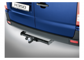 59285ADE00 Hyundai H350 tow bar flange