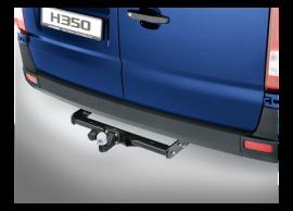 59285ADE90 Hyundai H350 tow bar flange ball