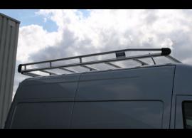 PAEUARC46310 Hyundai H350 aluminium roof base carrier, 5 meter, reinforced