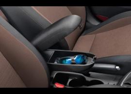 B9161ADE00 Hyundai i10 (2017 - ..) armrest with a storage box, LHD