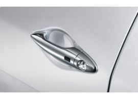 99272ADE00 Hyundai i10 (2017 - ..) / i20 (2007 - 2012) door handle recess protection foils