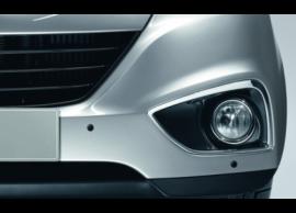 KITVOSSENSOREN Hyundai universal parking sensors front
