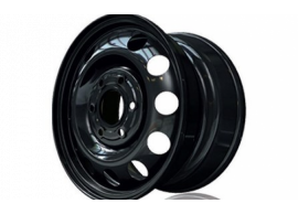 "52910B9100TY Hyundai i10 (2017 - ..) winter set - 14"" steel with TPMS - Yokohama tyres"