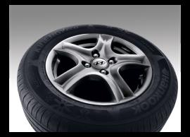 """1J400ADE00 Hyundai i20 3-drs (2012 - 2015) alloy wheel 15"""", Namdo"""