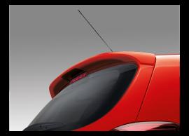 083401J000 Hyundai i20 3-drs (2012 - 2015) roof spoiler