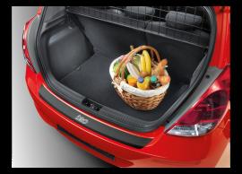 1J120ADE00 Hyundai i20 3-drs (2012 - 2015) trunk mat, reversible anti-slip
