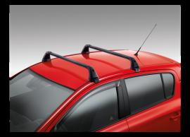 E82001J001ME Hyundai i20 5-drs (2012 - 2015) roof rack, steel