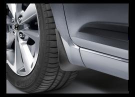 C8F46AK900 Hyundai i20 Active (2016 - .. ) mud flaps kit, front and rear