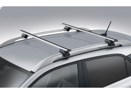 E83002E050 Hyundai i20 Active (2016 - .. ) cross bars, aluminium