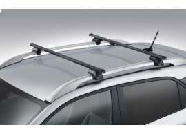 E83002E000 Hyundai i20 Active (2016 - .. ) cross bars, steel
