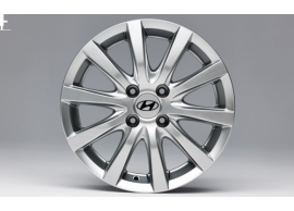 "C8400ADE01TY Hyundai i20 Active (2016 - .. ) winter set alloy wheels 15"", with TPMS"