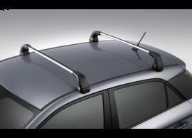 C8210ADE10AL Hyundai i20 Coupe roof rack, aluminium