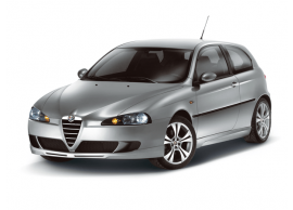 Alfa Romeo 147 voorbumperspoiler 50903110