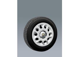 """Alfa Romeo 147 wieldoppen set 15"""" 50900758"""