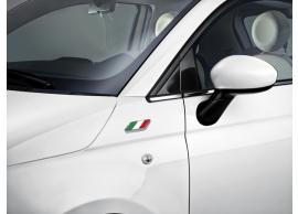 Fiat-500-badge-Italiaanse-vlag-50901681