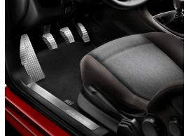 Fiat Bravo 2007 - 2015 sport pedalen aluminium 50901601
