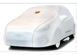 Fiat Punto afdekhoes voor binnenstalling 'Abarth' 50902340