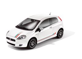 Fiat Punto 5-drs Italië striping 51841906