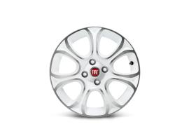 "Fiat Punto lichtmetalen velgen set 16"" 50902779"