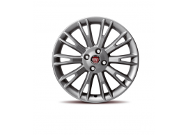 Fiat Punto set lichtmetalen velgen matgrijs/antraciet 50902241
