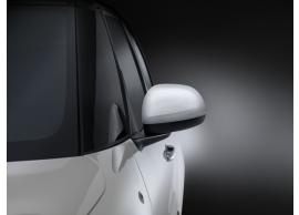 Fiat 500L spiegelkappen wit met keramiek-effect 50926998