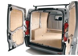 Fiat Scudo houten beschermpanelen voor laadruimte (hoog/laag en kort) 71803653