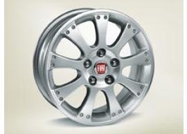 """Fiat Sedici / Suzuki SX4 lichtmetalen velgen set 16"""" 71805634"""
