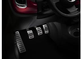 Fiat 500L sport pedalen 50902239