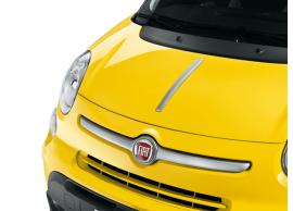 Fiat 500L sierlijst op motorkap chroom 50927156