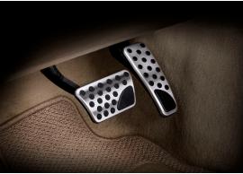 Lancia Thema pedalenset voor vaste pedalen K82211154